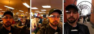 Brian Due Google Glass